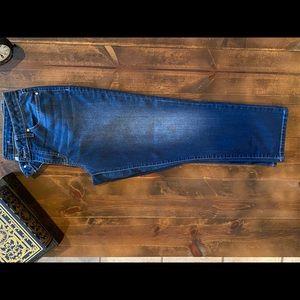 Jennifer Lopez Ankle Jeans Size 12